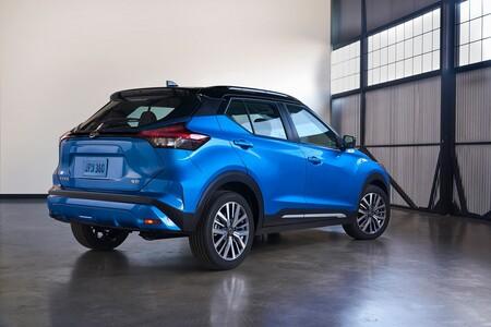 Nissan Kicks 2021 Precio Mexico 5