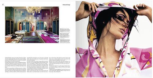 Foto de Pucci en un libro de lujo (11/13)