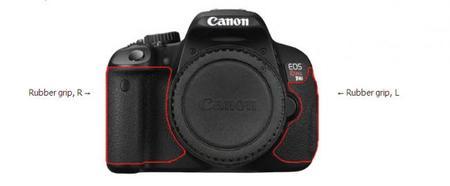 Canon retirará algunas Canon EOS 650D porque podrían provocar reacciones alérgicas en la piel
