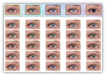 colores lentillas bausch and lomb - Lentilles Colores