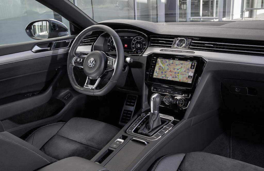 Foto de Volkswagen Arteon (25/25)