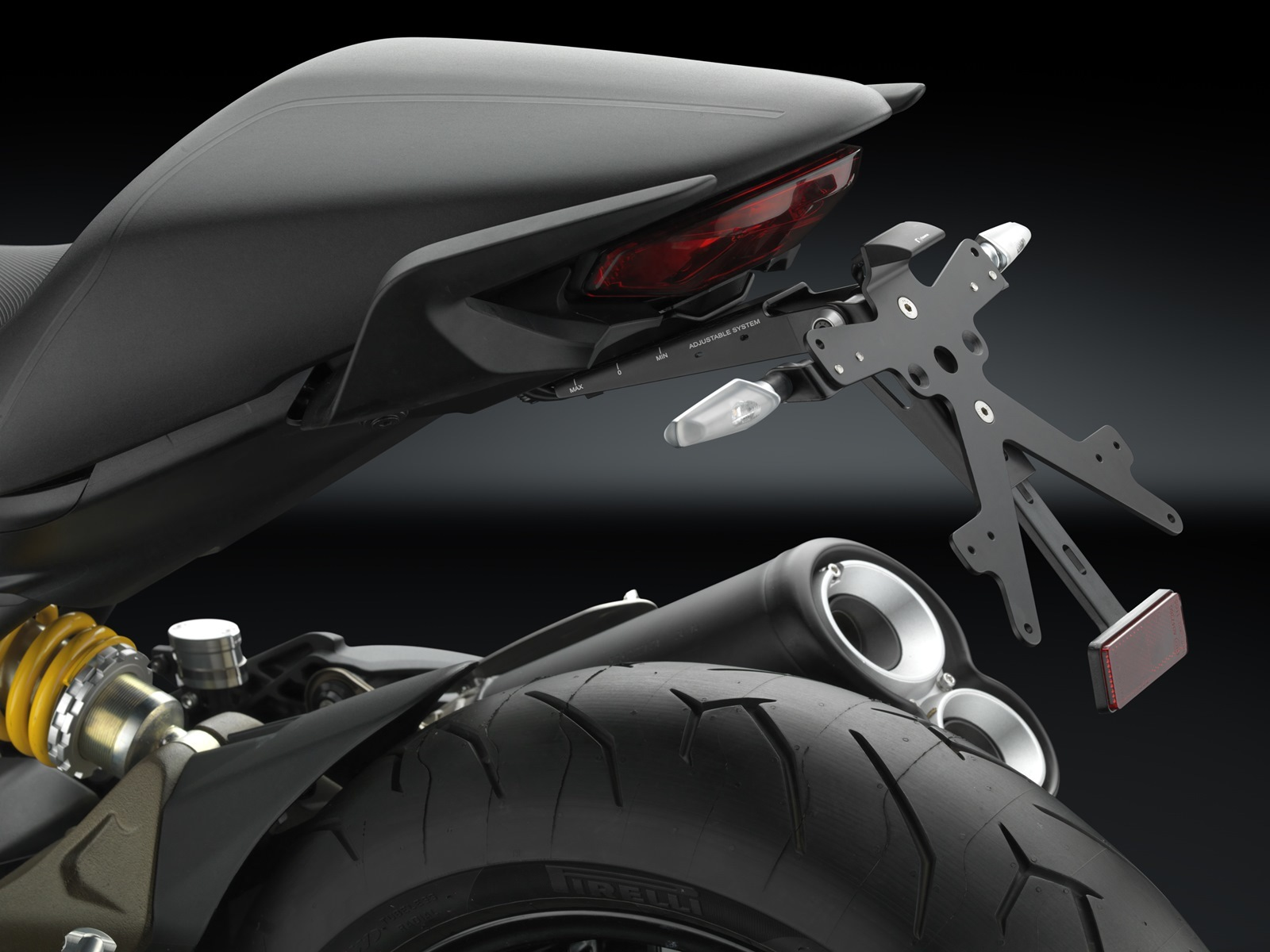 Foto de Rizoma para Ducati Monster (9/12)