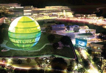 Así es la ciudad conectada que Microsoft y el Gobierno Portugués planean construir cerca de Oporto