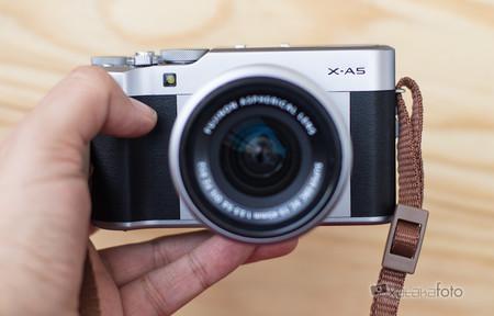 Fujifilm X A5 15