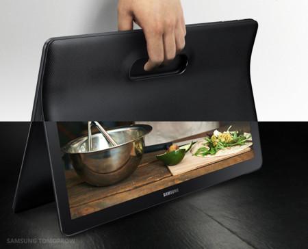 Samsung Galaxy View, tablet gigante diseñado para el consumo de contenidos