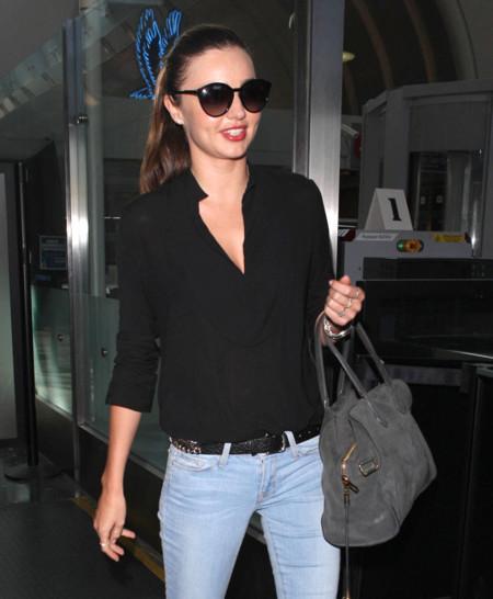 ¿Qué une a todas las top models en el street style? Unos buenos jeans
