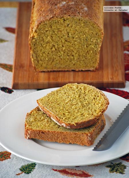 Pan de maíz y finas hierbas: receta muy fácil para iniciarse en la panadería casera