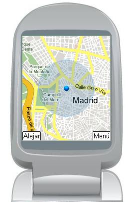 Google Maps añade localización por triangulación