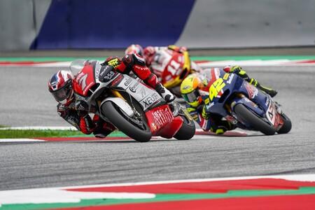 Baldasarri Austria Moto2 2021