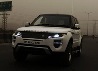 Moon Rover: de Tata Grand Safari a algo así como un Range Rover Evoque