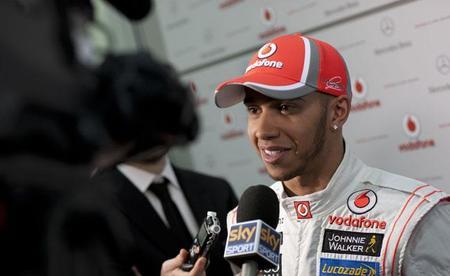 Lewis Hamilton no espera victorias con Mercedes AMG en 2013