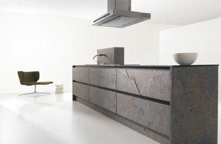 Vuelve la piedra natural a las cocinas - Encimera de pizarra ...
