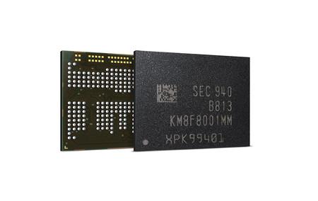 Samsung estrena la RAM uMCP y abre la veda para móviles de gama media con más de 10GB de RAM