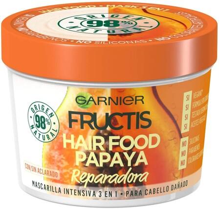 Mascarilla Hair Food Frutis