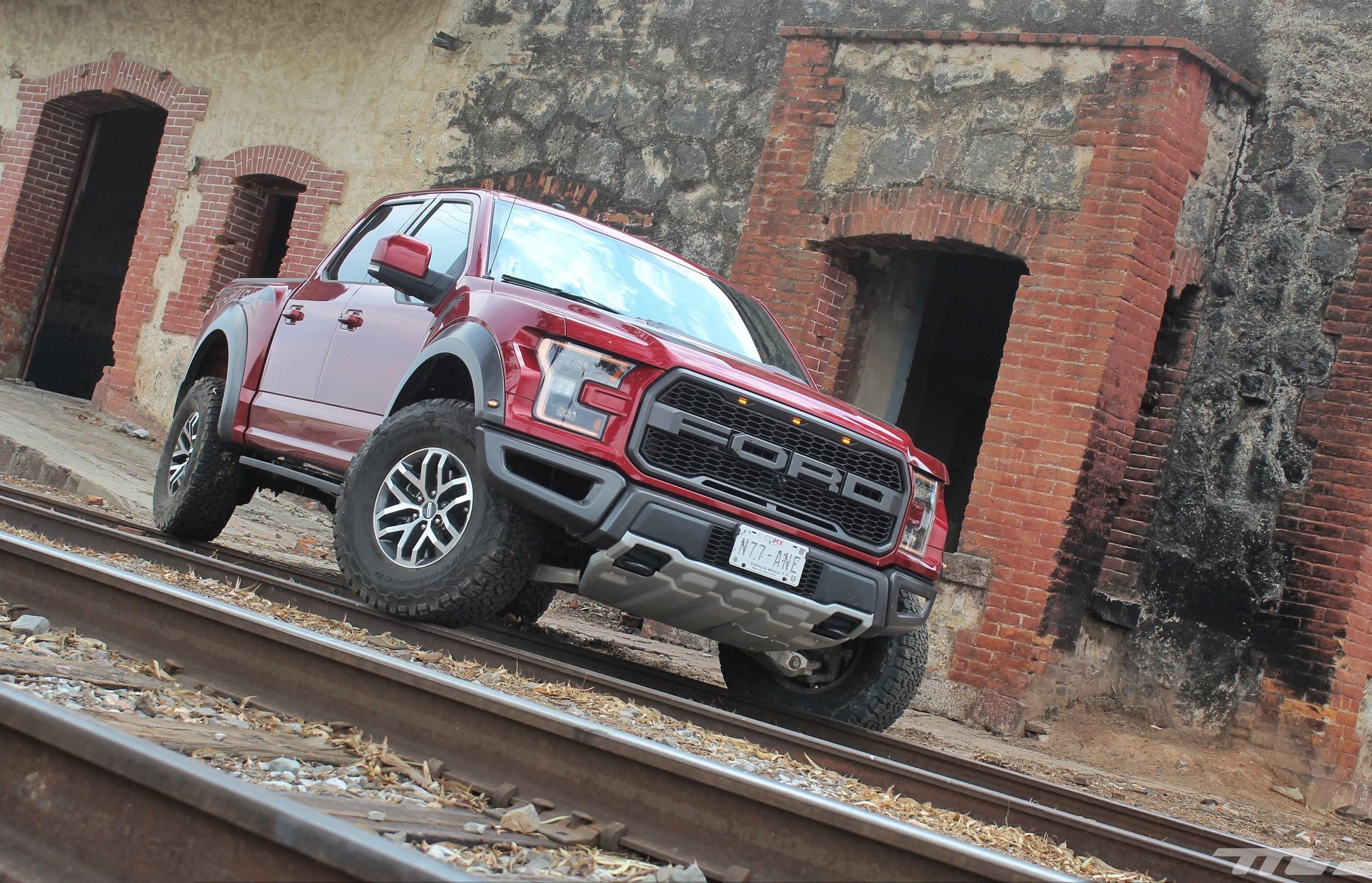 Foto de Ford Raptor (25/44)