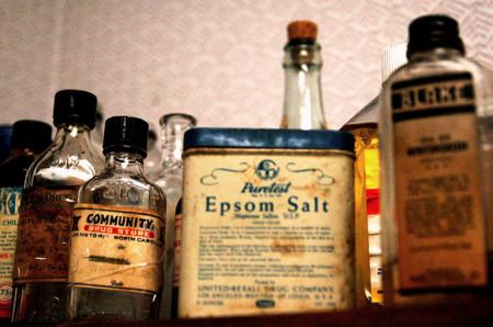 Sales de Epsom para aliviar el dolor