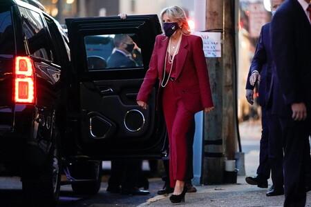 Melania Trump Jill Biden Looks 02