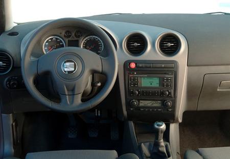 SEAT Ibiza FR TDI III