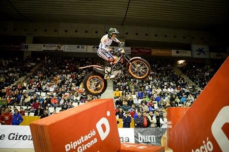 Toni Bou, Campeón de España de Trial Indoor 2012