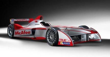 Dragon Racing, cuarto equipo para la Fórmula E