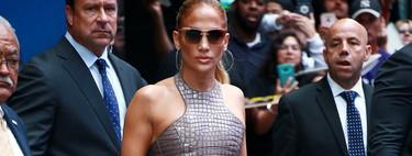 """7 looks de diva en tan sólo dos días: Jennifer López arrasa en la promoción de """"Hustlers"""""""