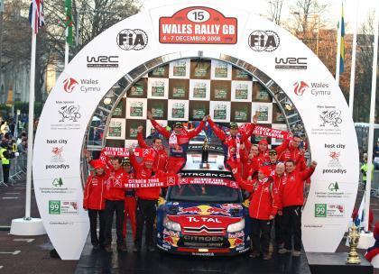 Lo mejor y lo peor del Rally de Gales