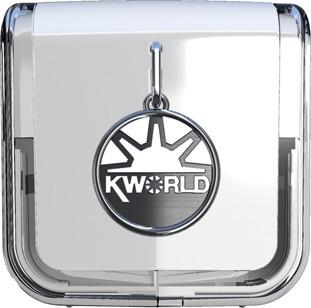 KWorld IPTV, retransmite vídeo por Internet