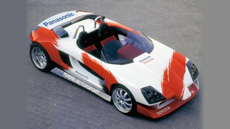 Toyota Mr2 Concept Car Street Affair 2001 5
