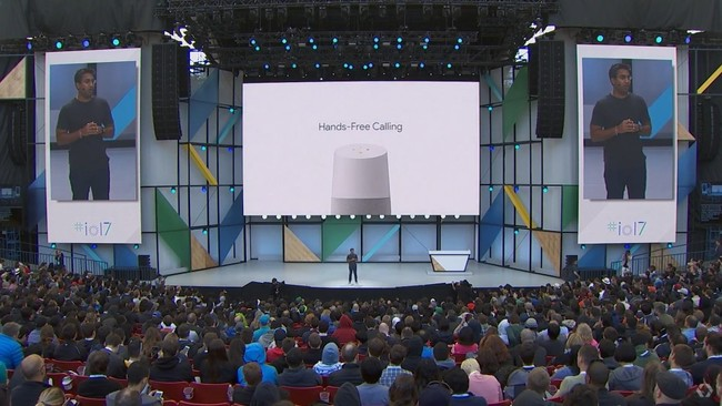 Google Io Home