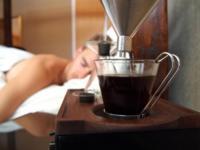 The Barisieur, el despertador que te levanta con el olor de café recién hecho