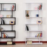Super Weekend eBay: librería de madera en forma de S por 65,99 euros y envío gratis