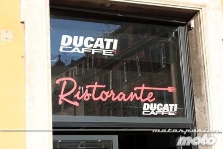Ducati Caffe Roma vs Ace Cafe London