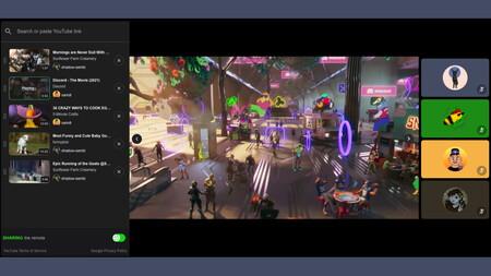 Discord empieza a permitir a los usuarios compartir la visualización de vídeos de YouTube, tras el cierre de sus bots musicales