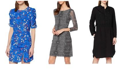 Chollos en tallas sueltas de vestidos para mujer de marcas