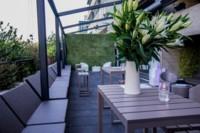 Nueva terraza Anhela en el NH Eurobuilding de Madrid, otro rincón con encanto cerca del cielo