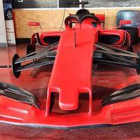 La Policía italiana ha incautado una copia de un Fórmula 1 de Ferrari que podría estar hecho con una impresora 3D