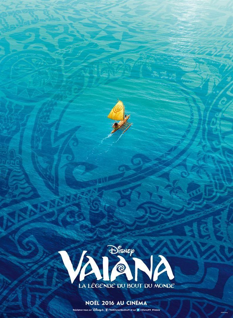 Foto de Carteles de 'Vaiana' ('Moana') (1/13)