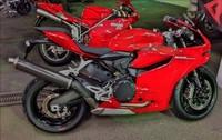 Ducati 899 Panigale Japan Edition