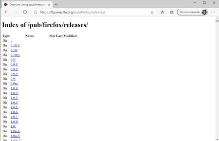 Ftp Firefox