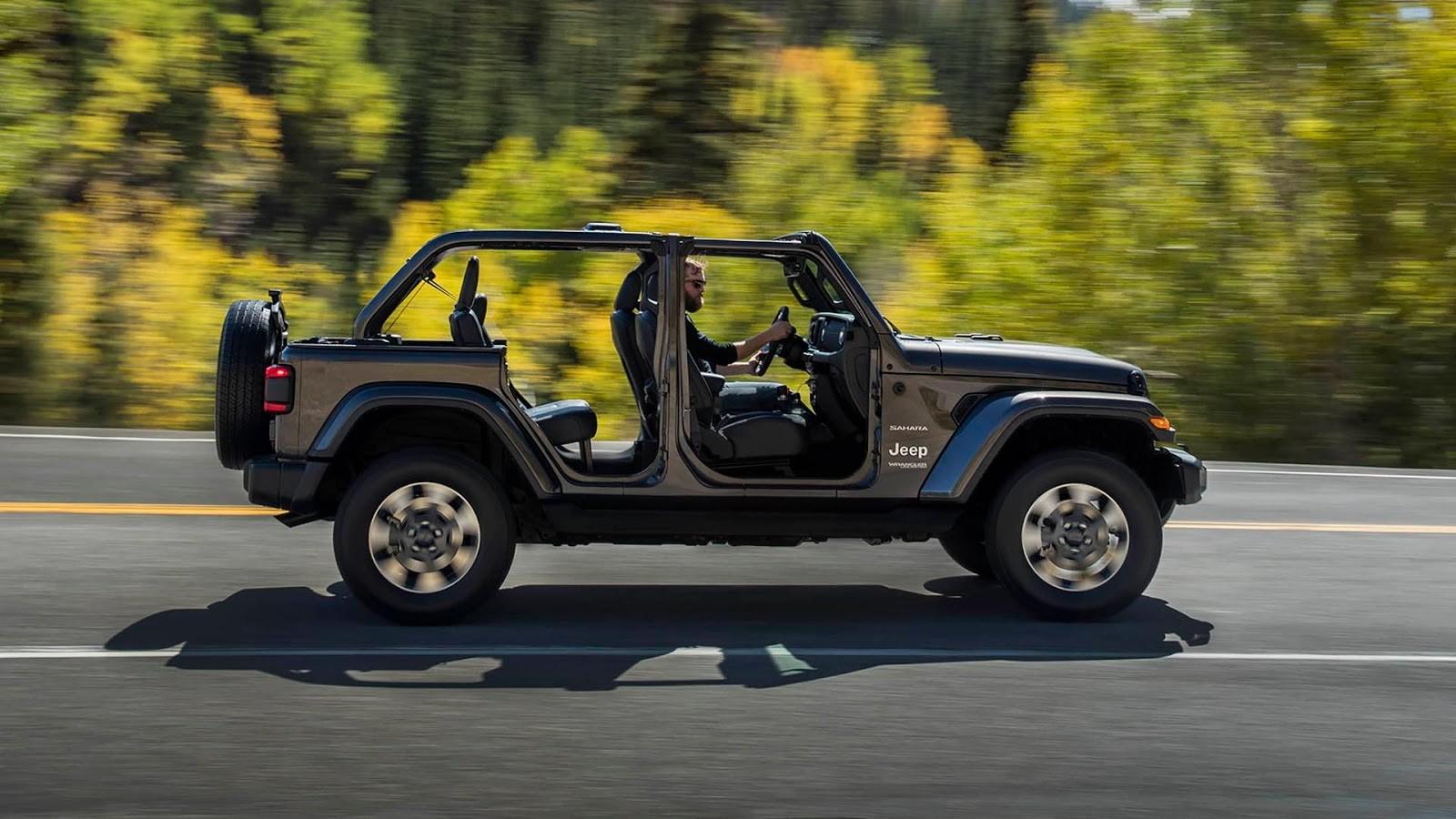 Foto de Jeep Wrangler 2018 (18/114)