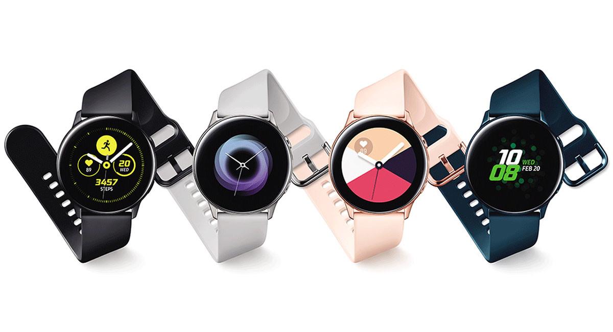 e5c5a20fd6e3 Samsung Galaxy Watch Active llega a España  precio y disponibilidad