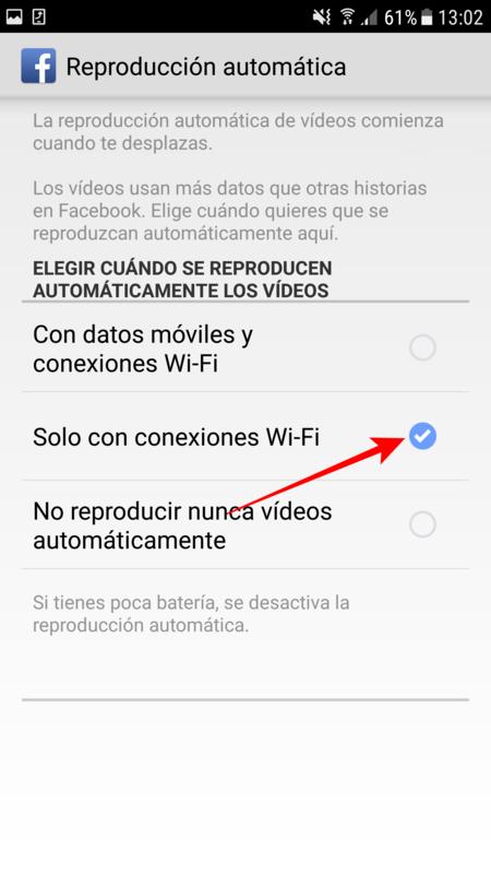 Reproduccion Automatica Solo Con Wifi