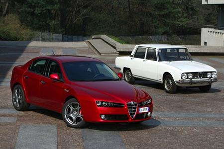 Alfa 159 1750 TBi y 1750 Berlina