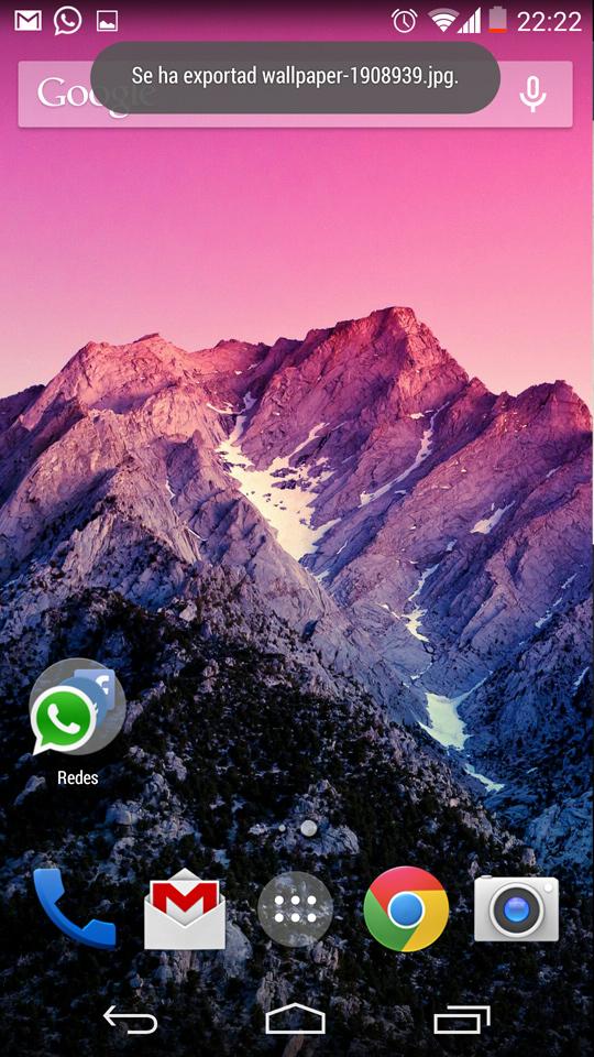 Foto de Android 4.4 KitKat (21/21)