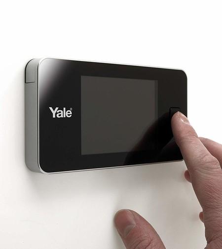 La mirilla digital Yale 45 está rebajada a en Amazon a 43,86 euros con envío gratis