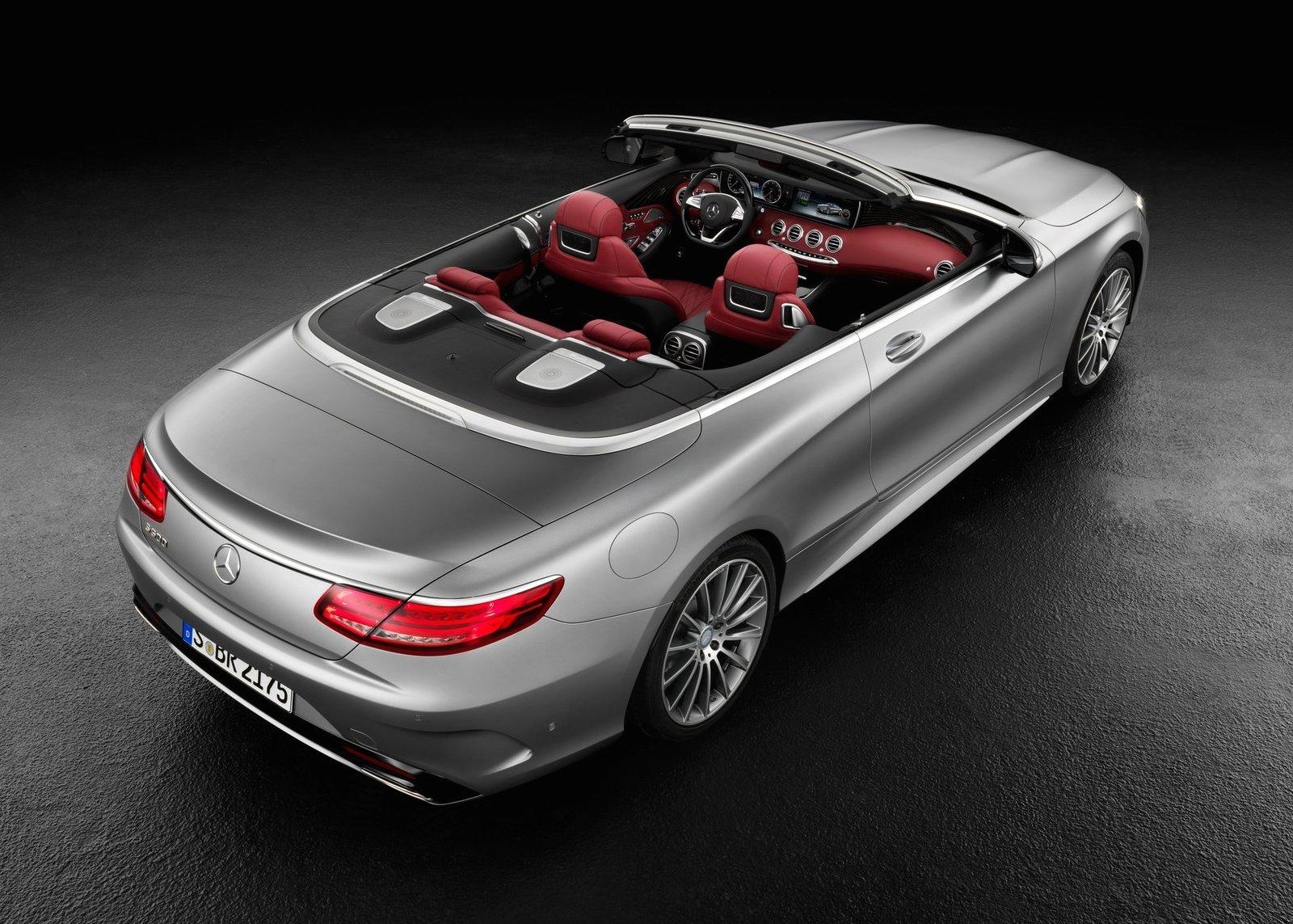 Foto de Mercedes-Benz Clase S Cabriolet (23/38)