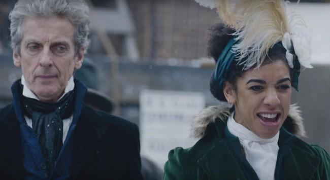 'Doctor Who', primer tráiler de la décima temporada centrado en la nueva companion