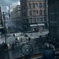 Decadente y temible: así luce Boston en las fotos del set de rodaje de la serie de The Last of Us para HBO