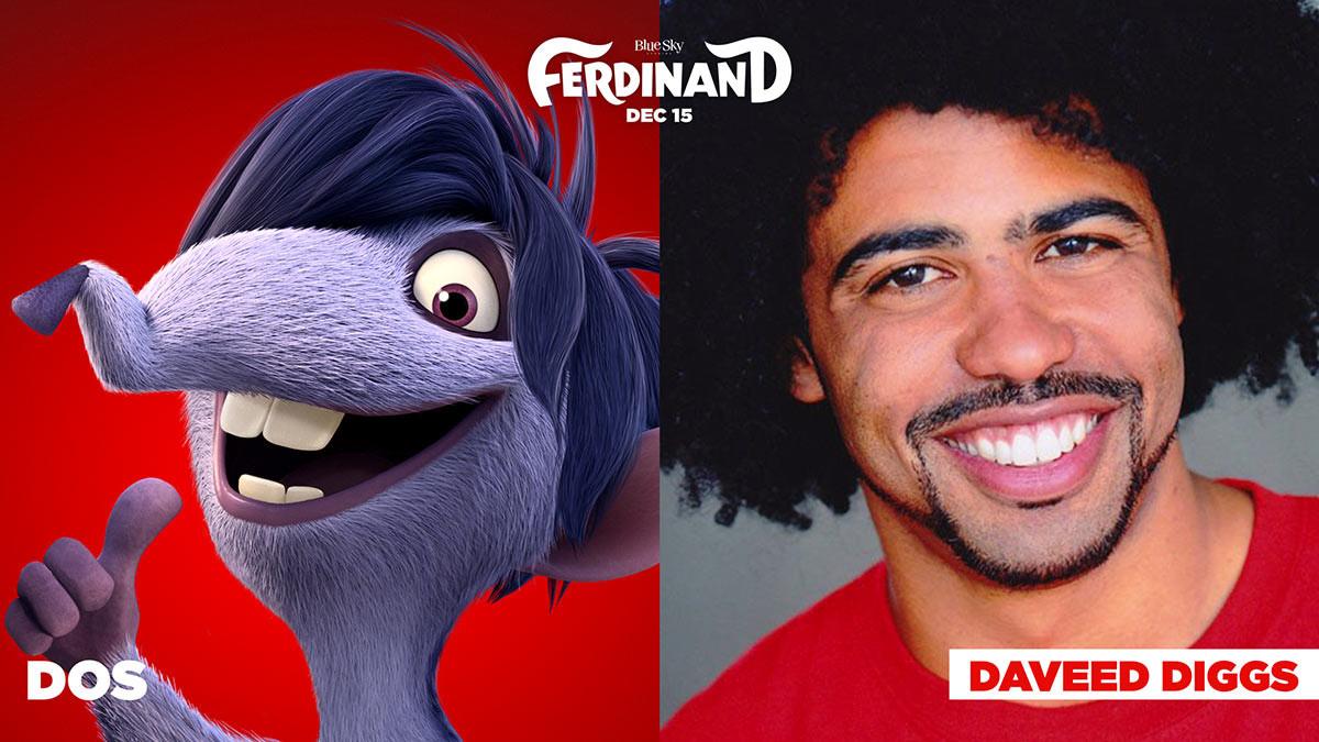 Foto de Las voces de 'Ferdinand' (12/14)