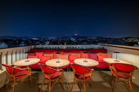 Vincci Mae, un nuevo hotel que trae a Barcelona  el  estilo neoyorquino de los años 30
